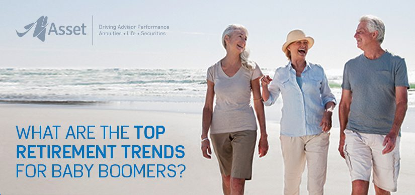 Top Retirement Trends for Baby Boomers