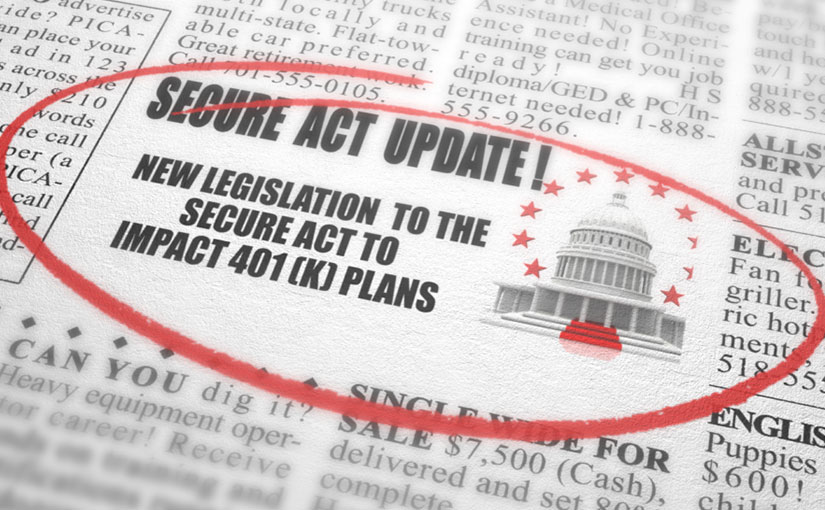 8 Things to Know About the SECURE Act of 2019