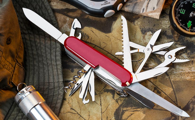 Life Insurance and Swiss Army Knives