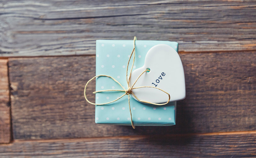 Consider the Ultimate Gift of Love