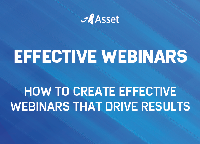 With practically every company in America now using webinars for events, how can you make yours a success?